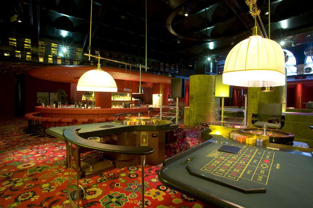 Dinner & Casino Baden